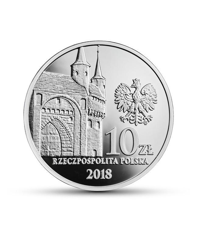 10 zł 2018 Bractwo Kurkowe