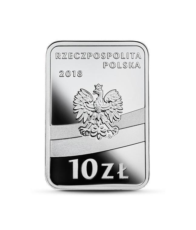 10 zł 2018 Ignacy Jan Paderewski