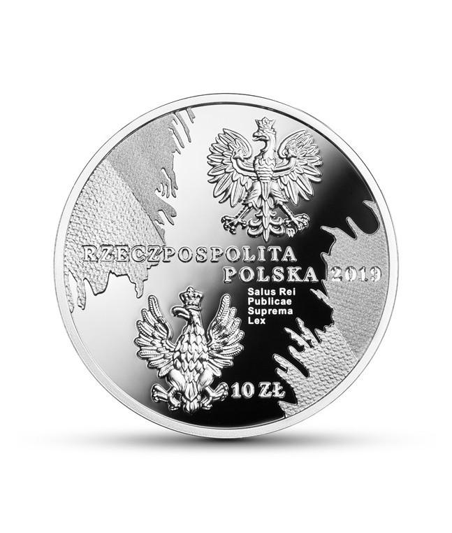 10 zł 2019 Sejm ustawodawczy 1919-1921