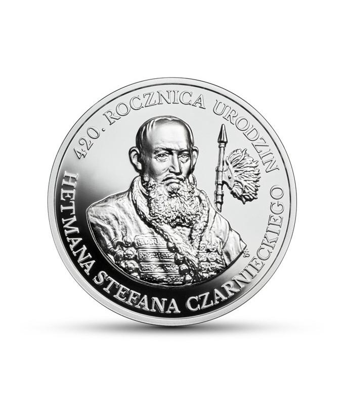 10 zł 2019  Stefan Czarnecki 420. rocznica urodzin