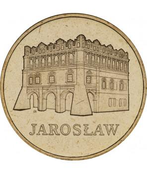 2 zł Elbląg 2006