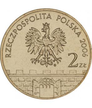 2 zł Jeździec piastowski 2006