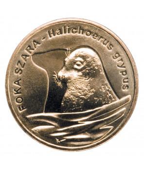 2 zł Dzieje Złotego 2007