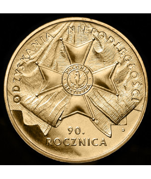 2 zł 65. rocznica powstania w getcie warszawskim 2008