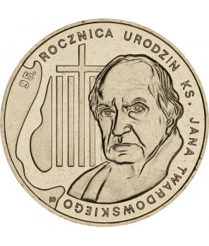 2 zł 65. rocznica oswobodzenia KL Auschwitz-Birkenau 2010