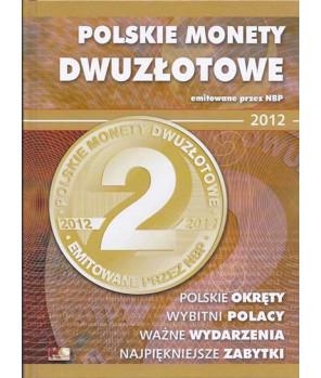 Album Polskie Monety Dwuzłotowe 2012
