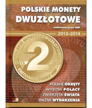 Album Polskie Monety Dwuzłotowe 2013-2014