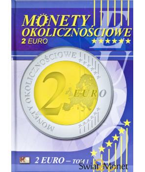Album na monety okolicznościowe euro - tom 1