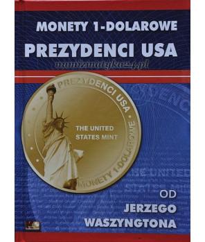 Album na jednodolarówki - Prezydenci USA