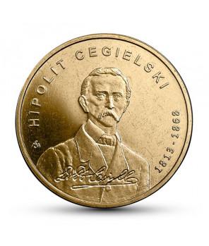 2 zł 200. rocznica śmierci księcia Józefa Poniatowskiego 2013