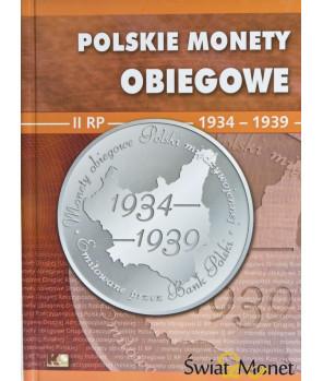 Album Polskie Monety Obiegowe II RP 1923 - 1933