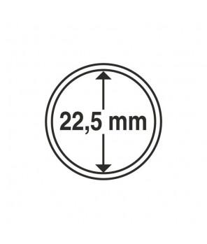 Kapsle Leuchtturm średnica 22,5 mm - 10 sztuk