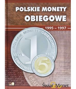 Album Polskie Monety Obiegowe II RP 1990 - 1994