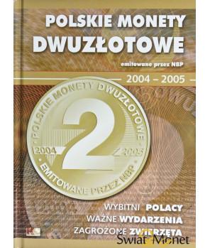 Album Polskie Monety Dwuzłotowe 2004-2005