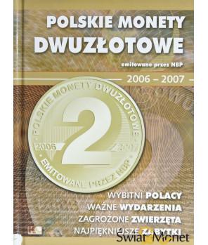 Album Polskie Monety Dwuzłotowe 2006-2007