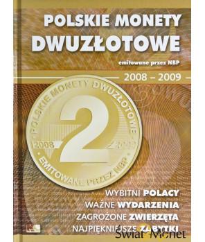 Album Polskie Monety Dwuzłotowe 2008-2009