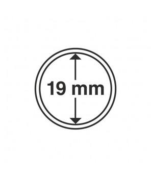 Kapsle Leuchtturm średnica 19 mm - 10 sztuk