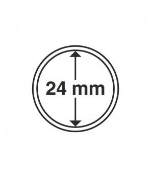 Kapsle Leuchtturm średnica 24 mm - 10 sztuk