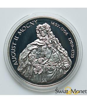 10 zł August II Mocny 2005