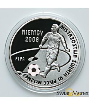 10 zł MŚ w piłce nożnej w Niemczech 2006