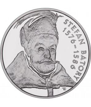10 zł Stefan Batory popiersie 1997