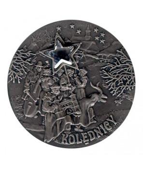 20 zł Kolędnicy 2001