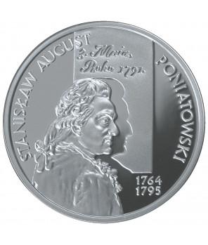 10 zł Stanisław August Poniatowski 2005