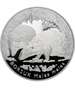 20 zł Borsuk 2011