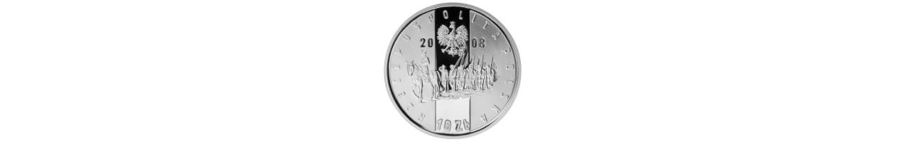 10 zł 90. rocznica Powstania Wielkopolskiego 2008