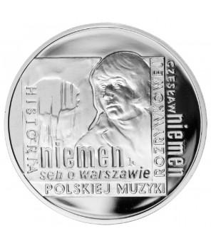 10 zł  Czesław Niemen 2009
