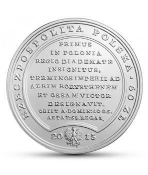 50 zł Skarby Stanisława Augusta – Bolesław Chrobry 2013 2