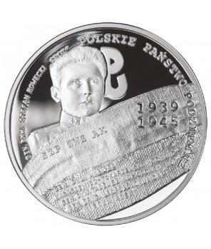 10 zł 70. rocznica utworzenia Polskiego Państwa Podziemnego 2009