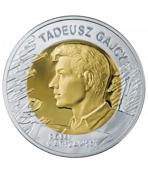 10 zł Tadeusz Gajcy 2009