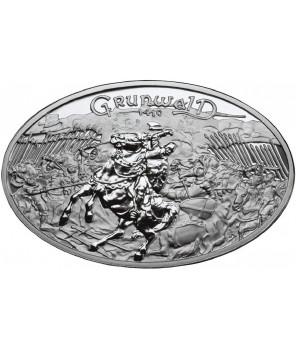 10 zł Wielkie bitwy – Grunwald 2010