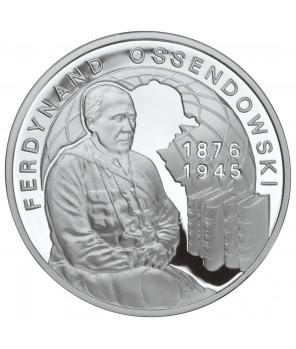 10 zł Ferdynand Ossendowski 2011
