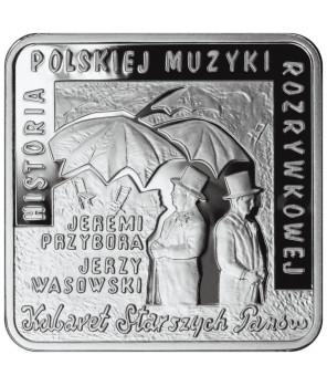 10 zł Jeremi Przybora, Jerzy Wasowski - klipa 2011