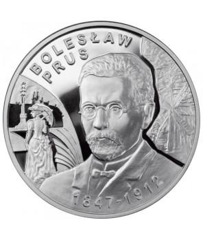 10 zl Bolesław Prus 2012