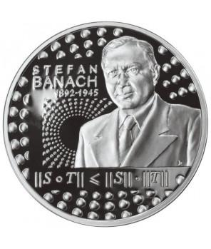 10 zł Stefan Banach 2012