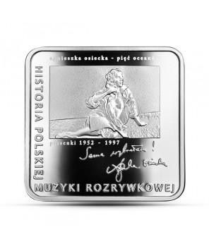 10 zł Agnieszka Osiecka - klipa 2013