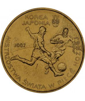 2 zł Jan Matejko 2002