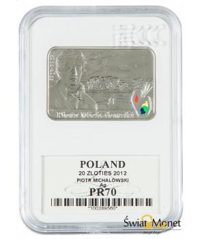 20 zł Piotr Michałowski 2012 GCN PR70