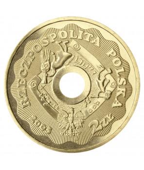 2 zł Żółw błotny 2002