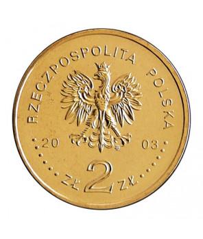 2 zł Lokacja Poznania 2003