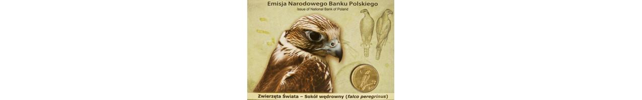 2 zł Sokół Wędrowny 2008