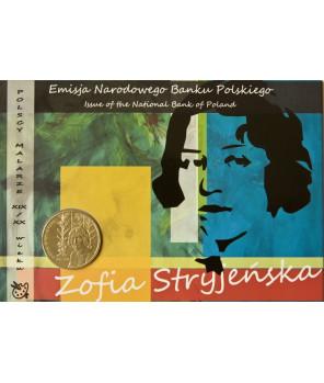 2 zł Zofia Stryjeńska 2011