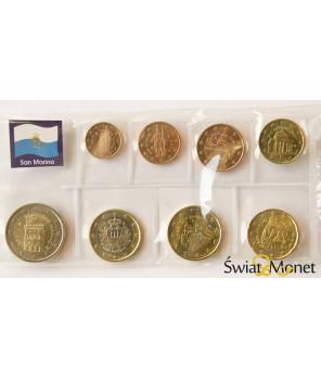 San Marino 2010 - zestaw euro
