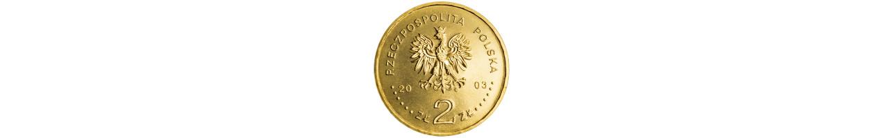 2 zł Stanisław Leszczyński 2003