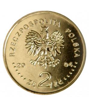 2 zl Stanisław Wyspiański 2004
