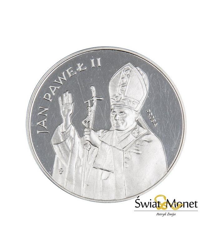 1000 zł Jan Paweł II 1982 próba Ag