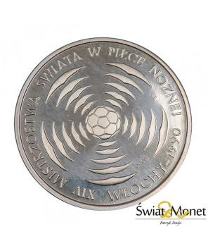200 zł MŚ w piłce nożnej Włochy 1988 próba MN